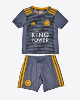 Adidas Grey Away Mini Kit