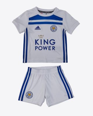 Adidas White Away Mini Kit