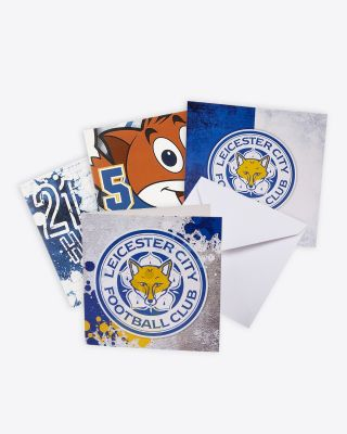 LCFC Greetings Card - Assorted Designs