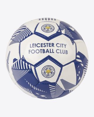 LCFC Splinter Football Blue/White