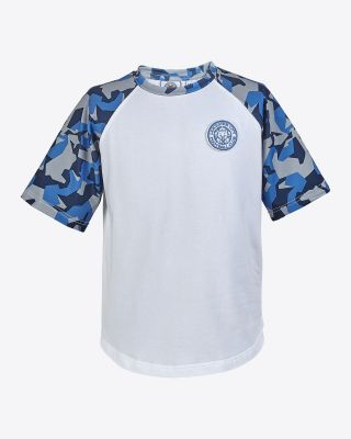 LCFC Kid's Camo Sleeve T-Shirt