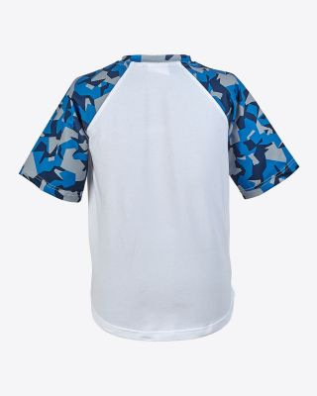LCFC Kid's Camo Sleeve T-Shirt