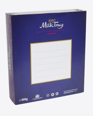LCFC Cadbury Milk Tray