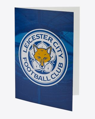 LCFC Giant Greetings Card