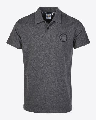 LCFC Mens Charcoal Polo