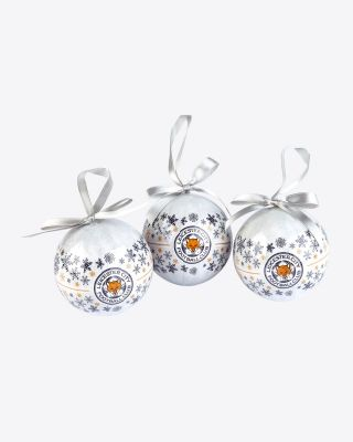 LCFC Set of 3 Baubles