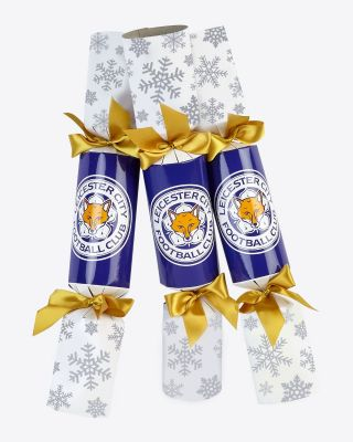 LCFC Crackers - Box Of 6