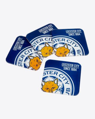 LCFC Four Pack of Coasters