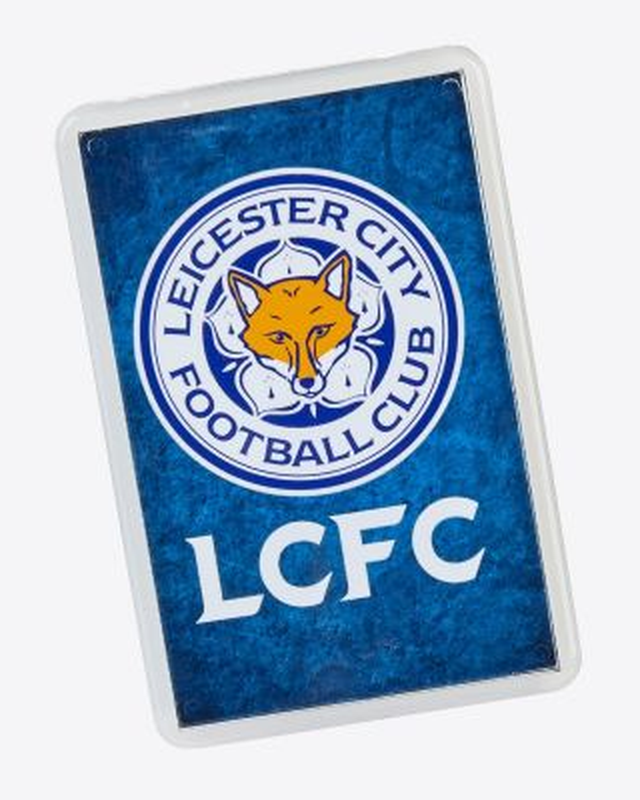 LCFC Crest Magnet