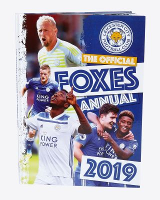 LCFC Official 2019 Annual