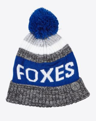 LCFC Bobble Hat Blue