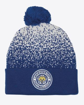 LCFC Gradient Bobble Hat