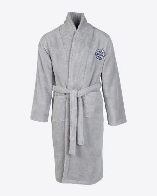 LCFC Adult Dressing Gown
