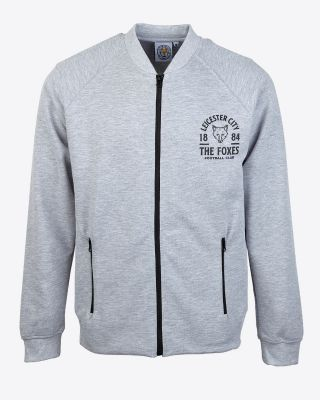LCFC Men's Tracksuit Jacket