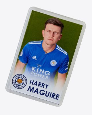 LCFC Maguire Magnet