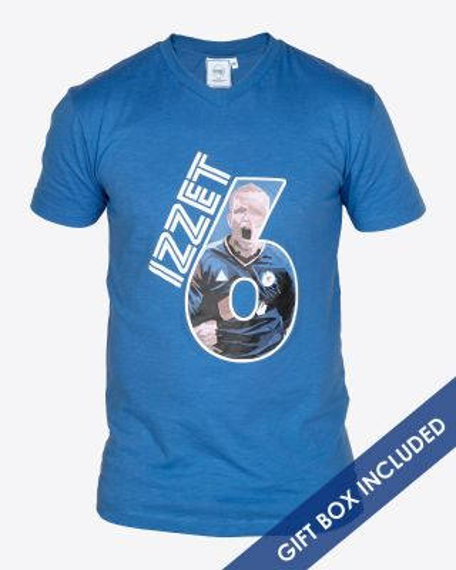 LCFC Retro Izzet T-Shirt