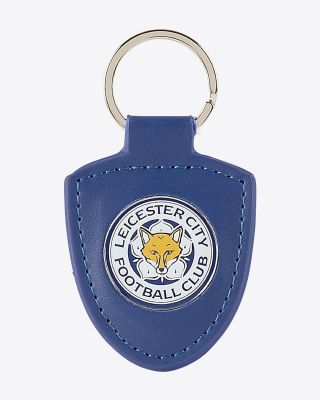 LCFC Leather Fob Keyring