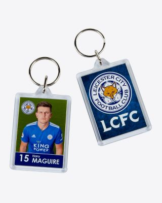 LCFC Maguire Keyring