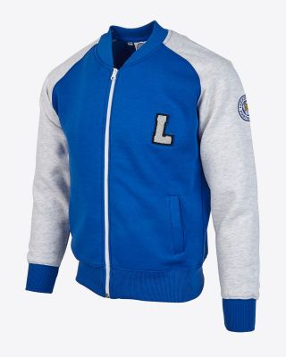 LCFC Kids L Bomber Jacket