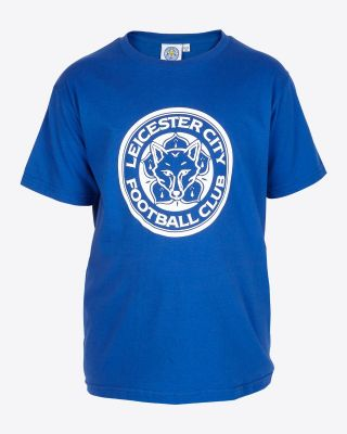 LCFC Kids Large Crest Tee