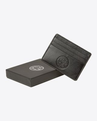 LCFC Boxed Leather Card Holder