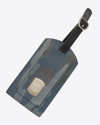 LCFC Camo Luggage Tag