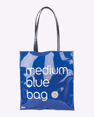 LCFC Medium Blue Bag