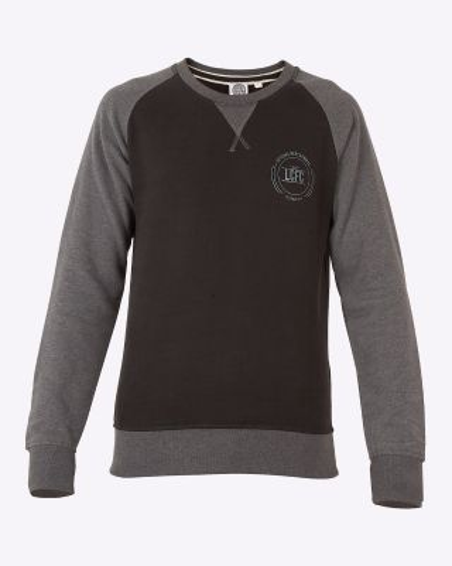 LCFC Mens Circle Wear Sweat Black/Grey