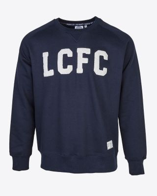 LCFC Kids Navy Sweat