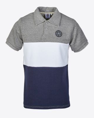 LCFC Men's Block Polo