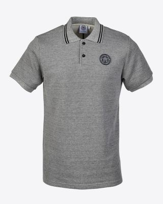 LCFC Men's Grey Polo