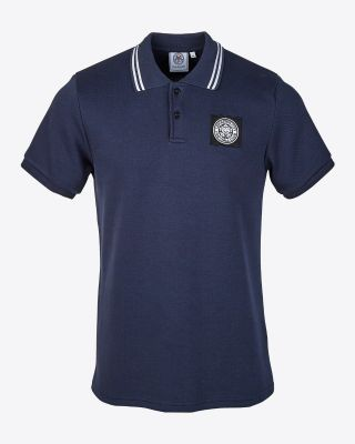 LCFC Men's Navy Polo