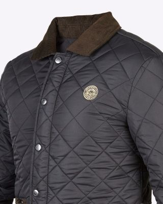 LCFC Mens Quilted Jacket