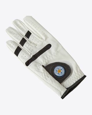 LCFC Golf Glove White