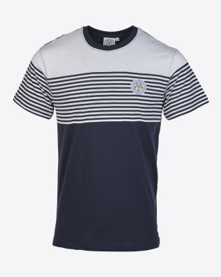 LCFC Mens Stripe Tee