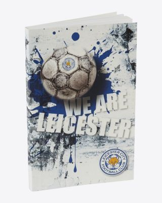 LCFC Note Book - Small