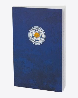 LCFC Crest Notebook - Large