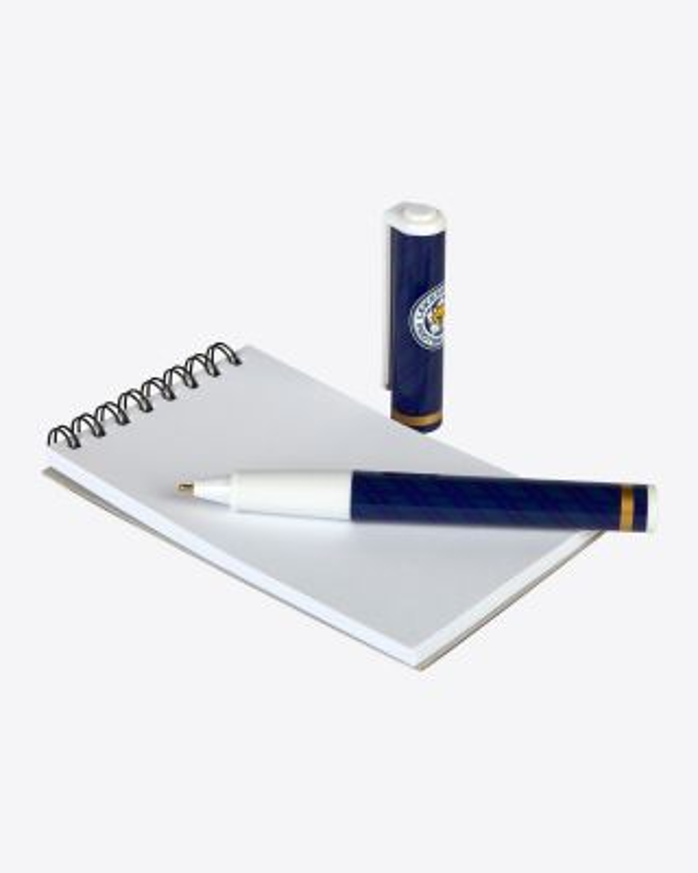 LCFC Note Book & Pen
