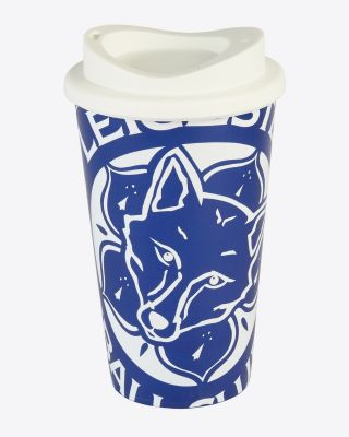 LCFC Travel Mug White Lid