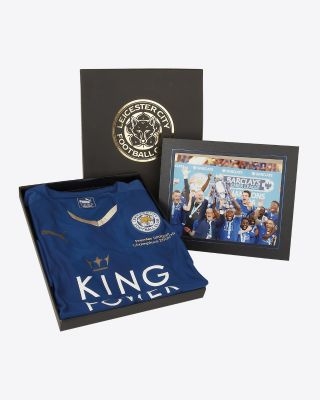 LCFC 15/16 PL Winners Gift Box Set