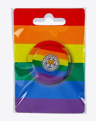 LCFC Pride Pin Badge