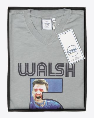 LCFC Retro Walsh T-Shirt