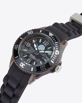 LCFC Kids Rubber Strap Watch