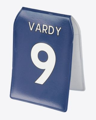 LCFC PVC Vardy Card Holder