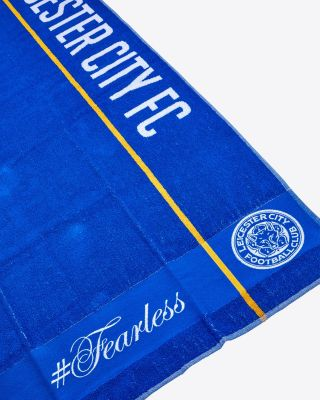LCFC Blue Towel