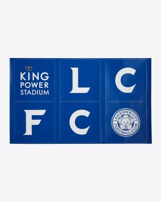 LCFC Wall Art - Blocks