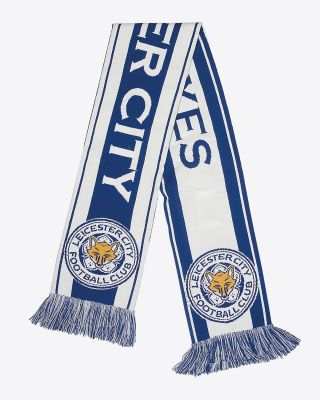 LCFC Foxes Scarf