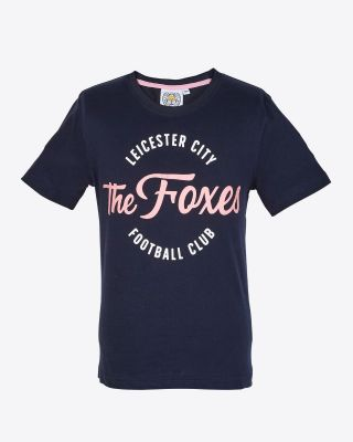 LCFC Girls Foxes Tee