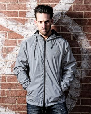 LCFC Mens Reflective Jacket