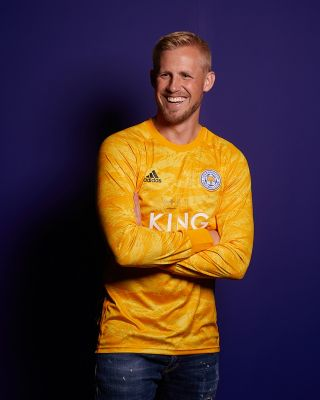2019/20 Gold Goalkeeper Shirt